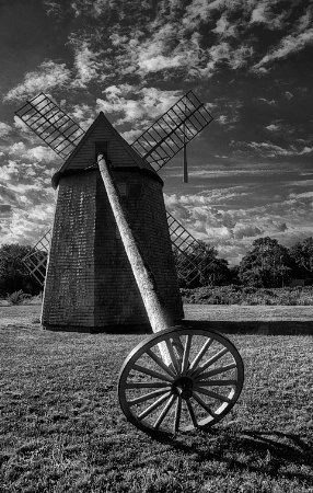 The Photo Contest 2nd Place Winner - Godfrey Grist Mill, Chatham