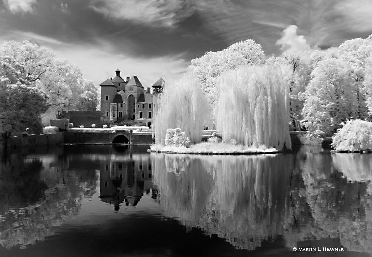 Sercy Chateau - Burgundy, France - ID: 13111325 © Martin L. Heavner