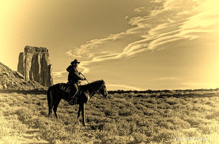 the vanishing west - ID: 13112673 © Gary W. Potts