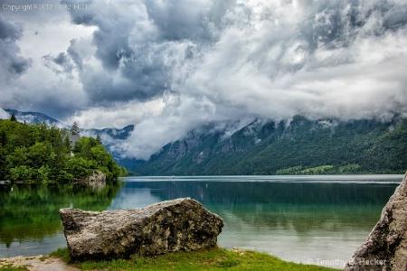 Storm In Julian Alps
