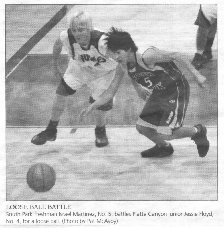 basketball 2011 12 09a - ID: 13121157 © Patrick L. McAvoy