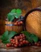 Grape Barrels