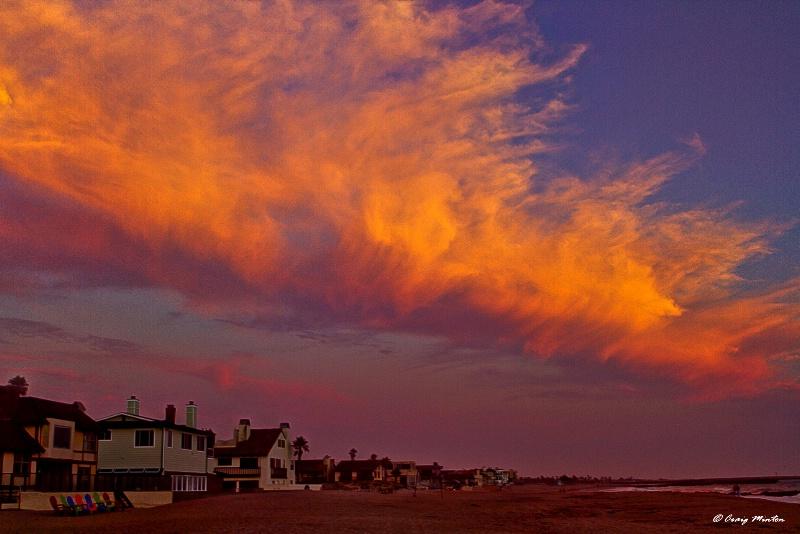 Half Past Sunset