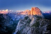 Half Dome from Gl...
