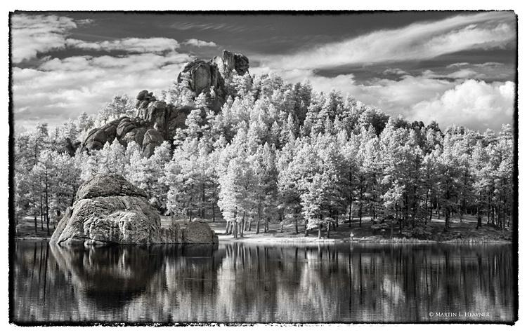 Sylvan Lake - Custer State Park, SD - ID: 13219962 © Martin L. Heavner