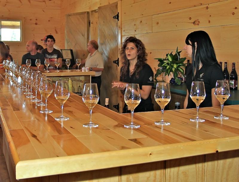 Wine Tasting at Caroline Cellars - ID: 13244735 © Emile Abbott