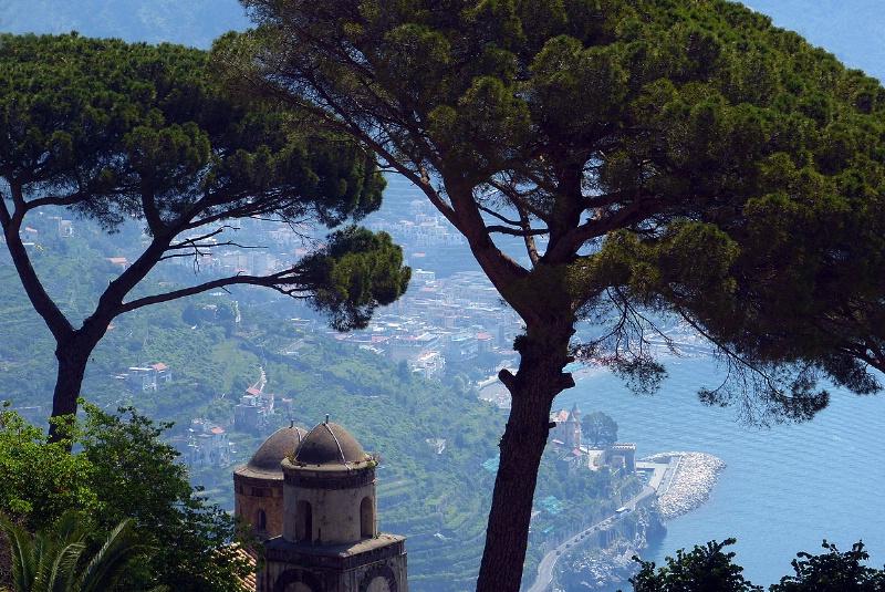 Amalfi Coast from Ravello - ID: 13269380 © STEVEN B. GRUEBER