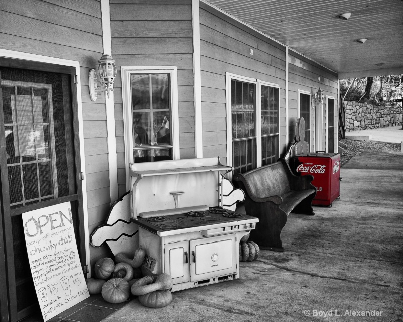 General Store.....