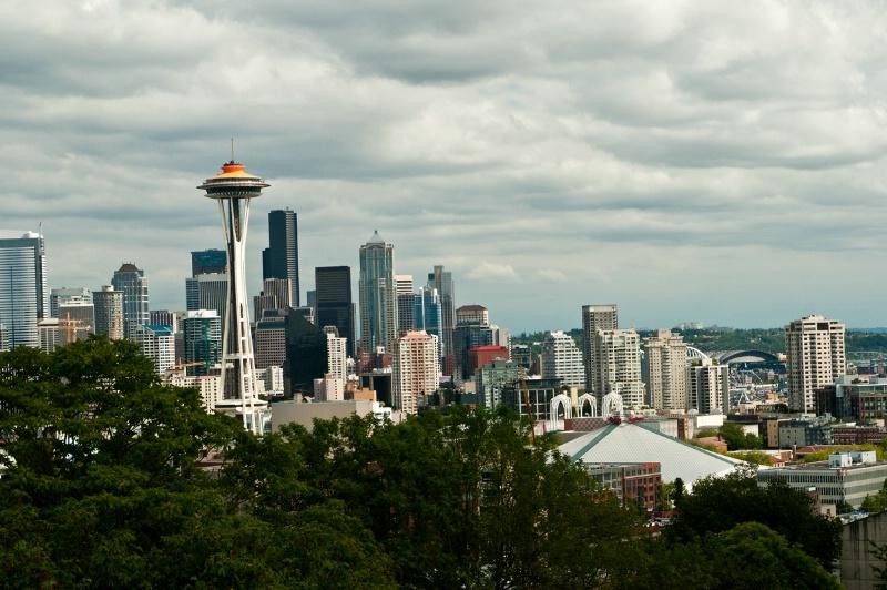 Classic Seattle - ID: 13278033 © Don Johnson