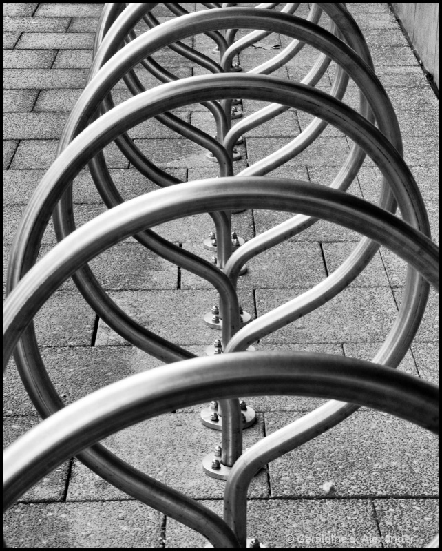 The Bicycle Rack