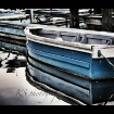 blue boat *
