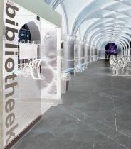 <b>Bibliotheek (Library) - Leuven Belgium</b>