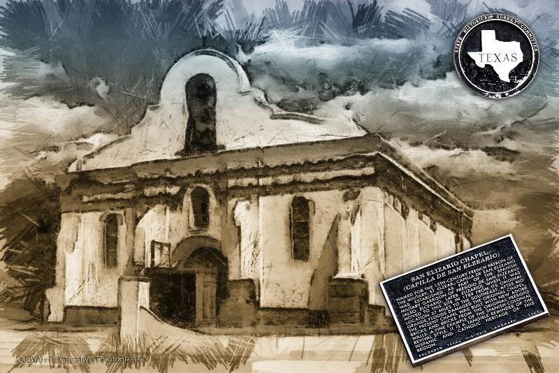 San  Elizario Chapel - ID: 13298674 © JudyAnn Rector