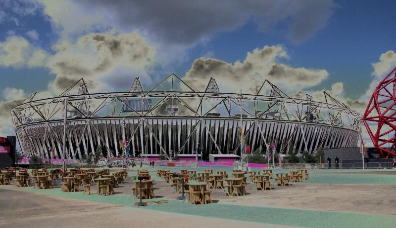 London´s Olympic Park 4 - ID: 13302033 © David Resnikoff