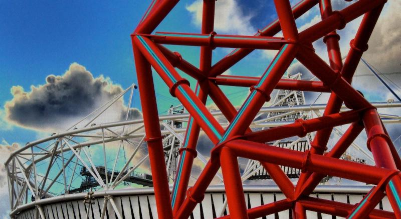 London´s Olympic Park 3 - ID: 13302034 © David Resnikoff