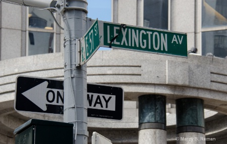 Lexington Ave