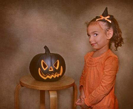 Bella and The Pumpkin