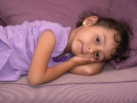 Portrait - Model Nidia Sofia (4 yrs.)