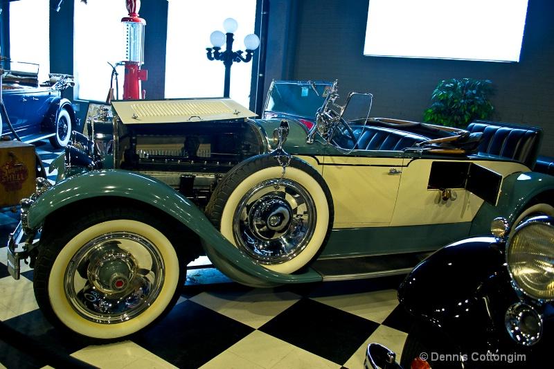 Old Cars 3 - ID: 13374539 © Dennis K. Cottongim