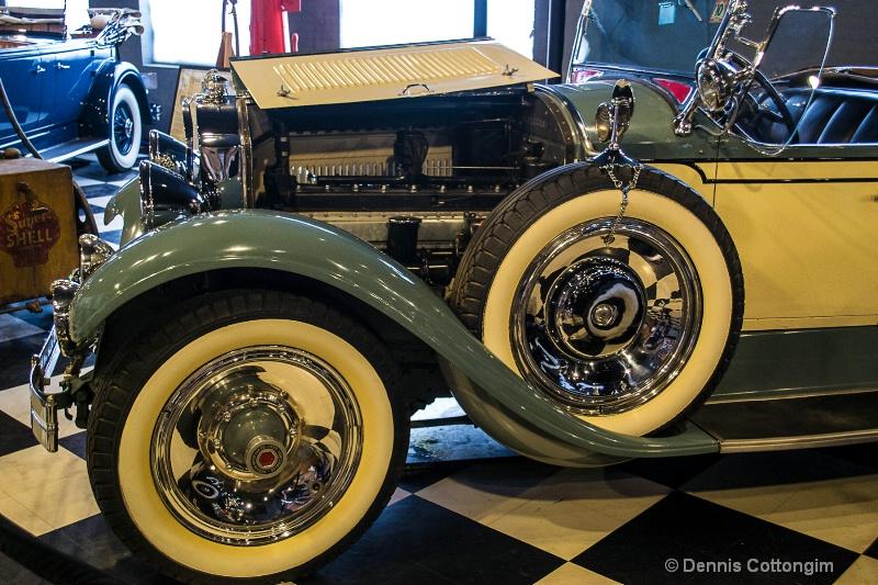Old Cars 5 - ID: 13374541 © Dennis K. Cottongim