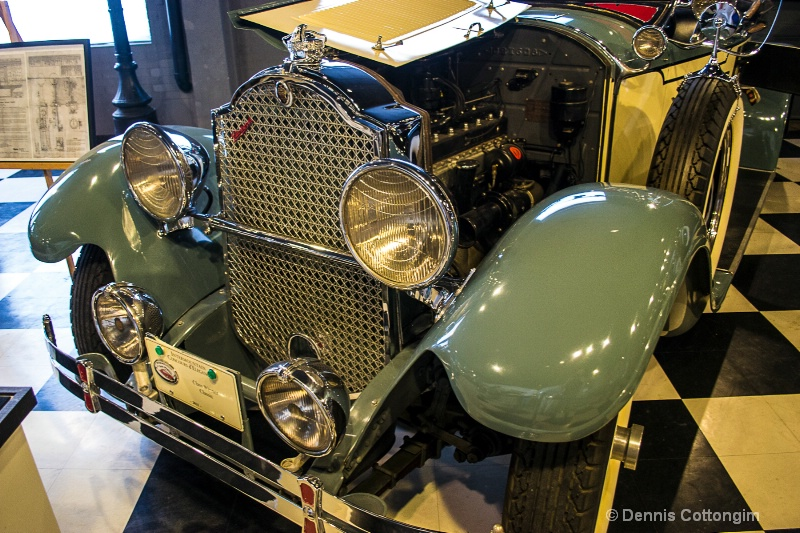Old Cars 6 - ID: 13374542 © Dennis K. Cottongim