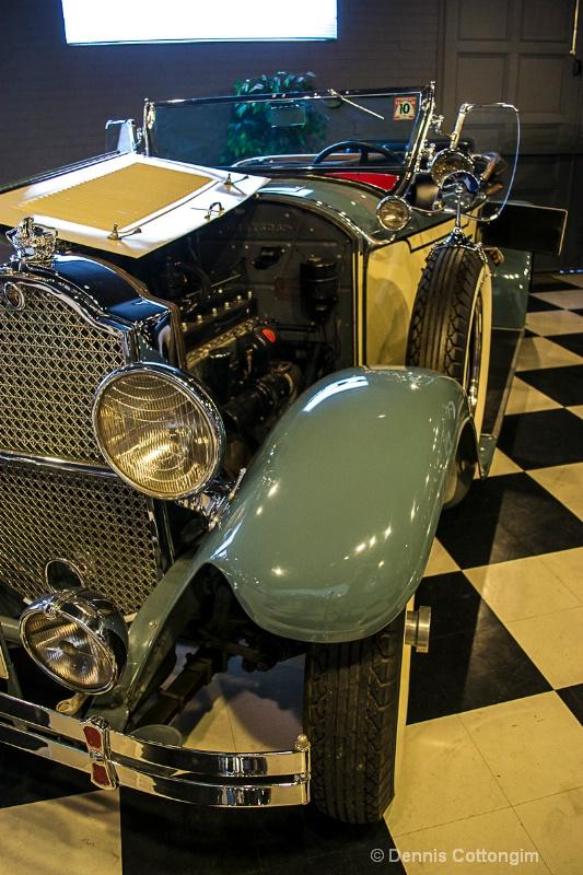 Old Cars 8 - ID: 13374544 © Dennis K. Cottongim