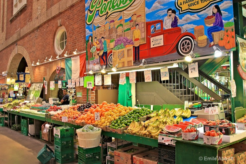 St. Lawrence Market original - ID: 13376418 © Emile Abbott