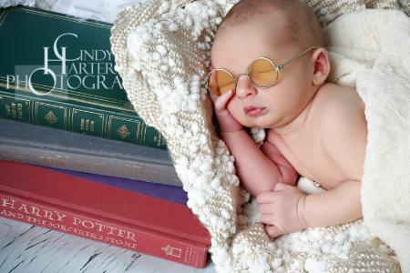 Newborn Harry