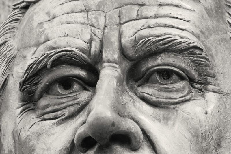 Eyes of FDR - ID: 13425922 © Don Johnson