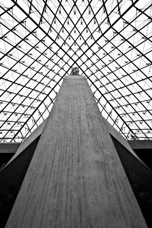 Louvre's Pyramid 2