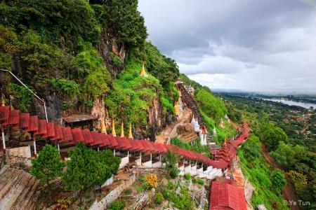 Pindaya Limestone Cave