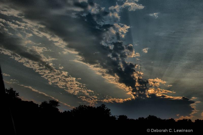 Stormy Weather - ID: 13468646 © Deborah C. Lewinson