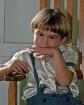 Lil Amish Boy