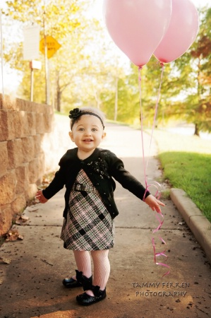 ~~ She's One!! ~~