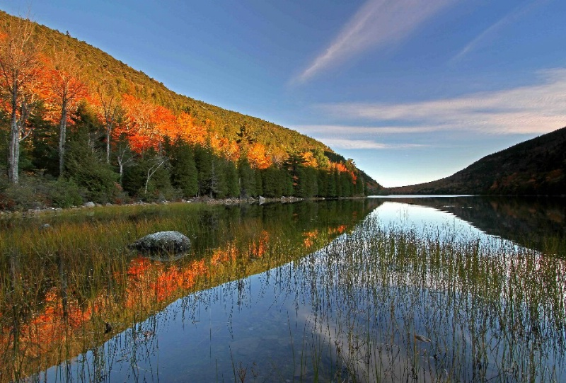 Autumn Glory at Bubble Pond  - ID: 13541529 © Juergen Roth