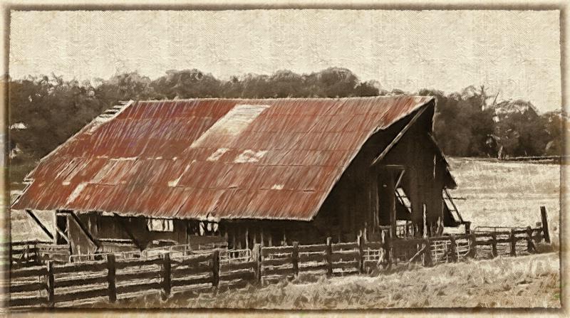 Ione, California - ID: 13544723 © JudyAnn Rector