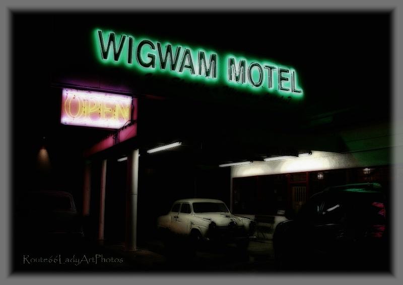 WigWam Motel - ID: 13570825 © JudyAnn Rector