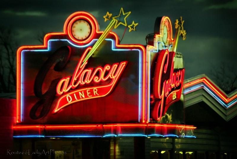 Galaxy Diner - ID: 13587343 © JudyAnn Rector