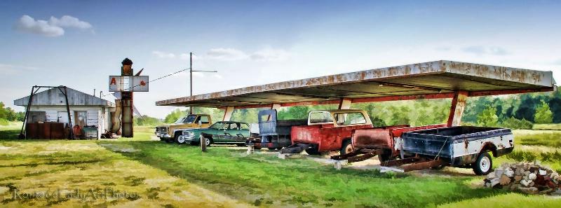 Oasis Drive-in - ID: 13591266 © JudyAnn Rector