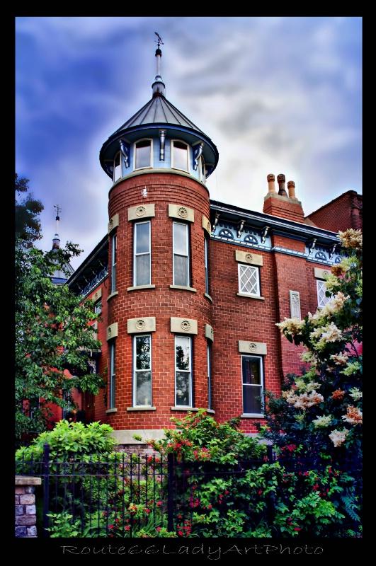Stately Mansion - ID: 13600504 © JudyAnn Rector