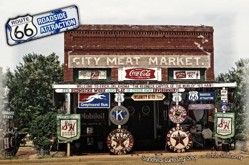 City Meat Market - ID: 13604219 © JudyAnn Rector