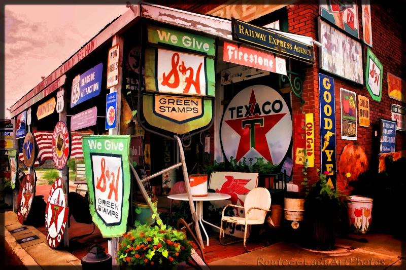 City Meat Market  - ID: 13604221 © JudyAnn Rector
