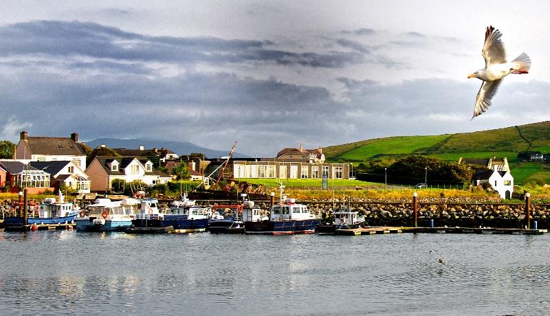 Irish West Coast Village - ID: 13605612 © David Resnikoff