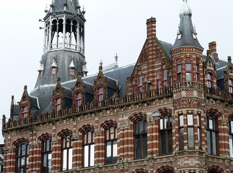 Striped Brick (Amsterdam) - ID: 13646802 © STEVEN B. GRUEBER