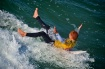 Relaxing Surfer