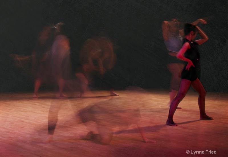 Dancer in Black