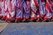 Dancing step