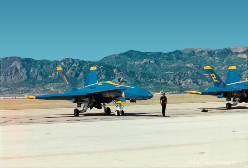 blue angels 03 - ID: 13677538 © Dennis K. Cottongim