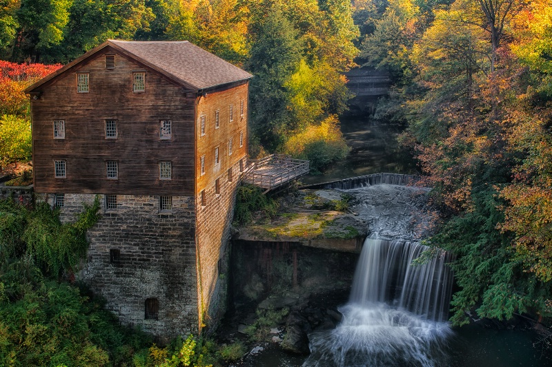 Laternman's Mill - Youngstown - ID: 13690545 © Bill Currier