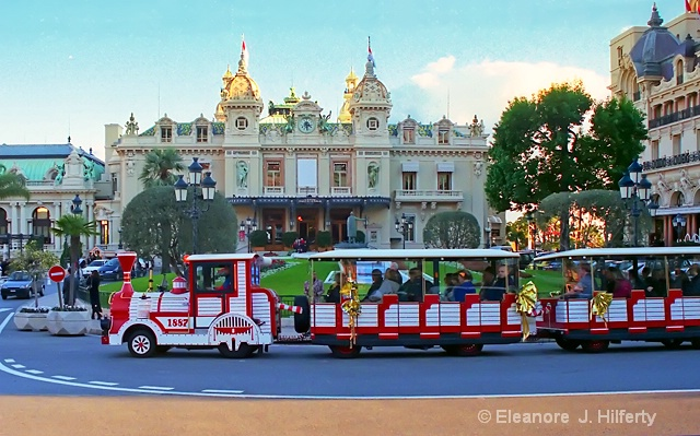 Christmas in Monte Carlo - ID: 13693398 © Eleanore J. Hilferty